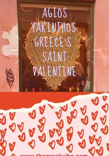Celebrating Agios Yakinthos on Crete