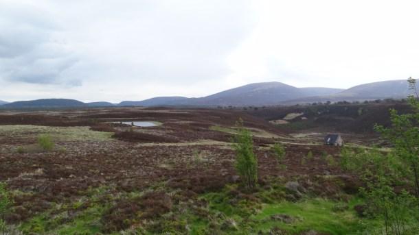 Meall a' Bruhachaille path