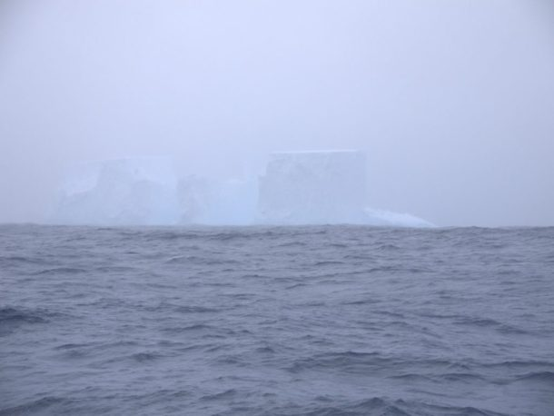 Infinity Expedition - Can you spot the iceberg?