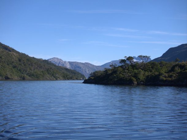 Infinity Expedition - Chilean fjords of Patagonia