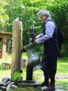 Oerkoken bij The Green Circle - Workshops in de Natuur