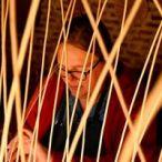 Jeanny Bouwen Teacher Vlechtwerk The Green Circle - Workshops in de Natuur