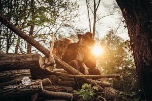 Daan de Leeuw Vers Houtbewerking The Green Circle - Workshops in de Natuur