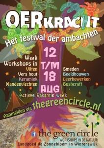 https://www.thegreencircle.nl/wp-content/uploads/2017/08/PosterOerkracht-2018-The-Green-Circle-Het-festival-der-ambachten-Aktieve-vakantie-week.jpg