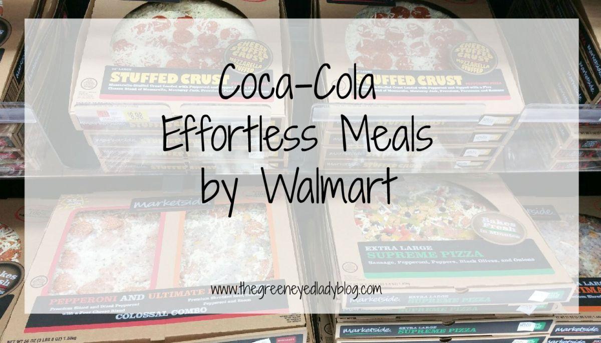 Coca-Cola Effortless Meals by Walmart