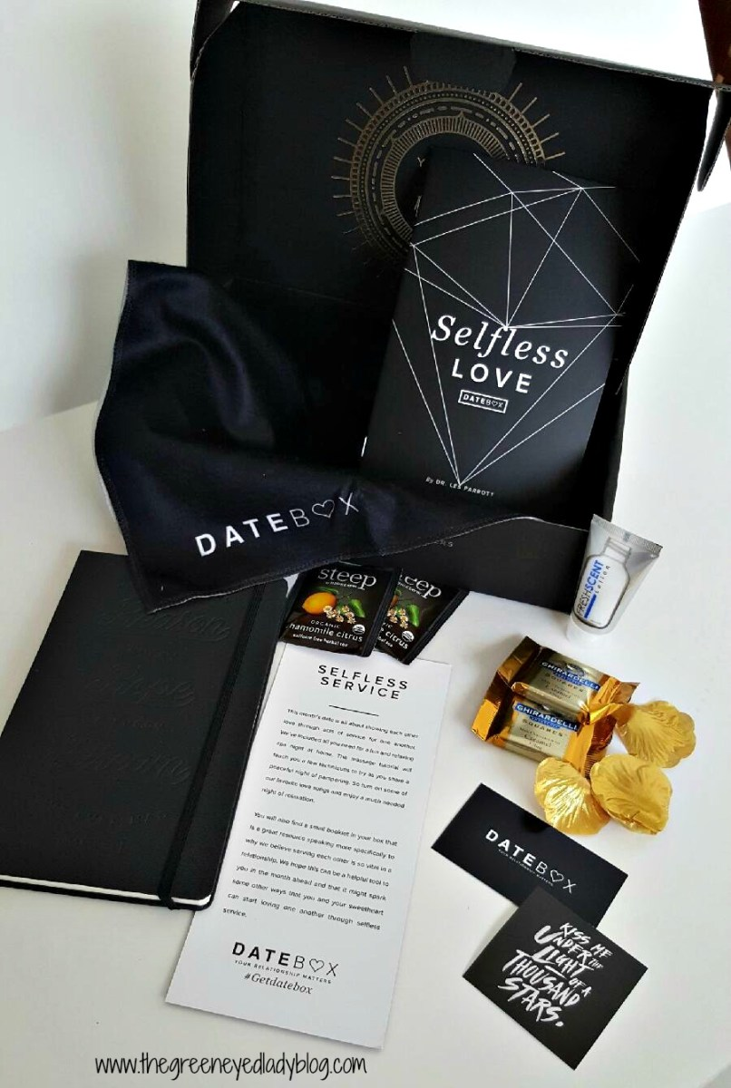 DateBox: Your Relationship Matters {Review} #GetDateBox