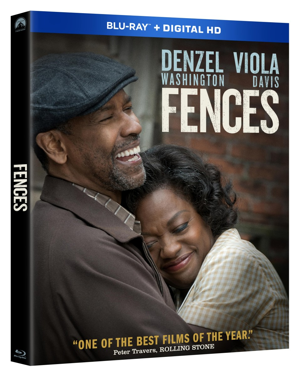 Fences {Review & Giveaway}