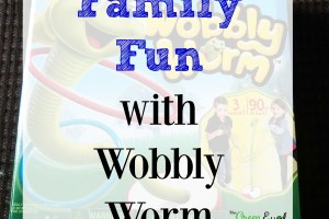 Family Fun with Wobbly Worm