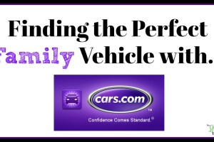 Finding the Perfect Family Vehicle with Cars.com