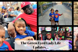 The Green Eyed Lady Life Updates…