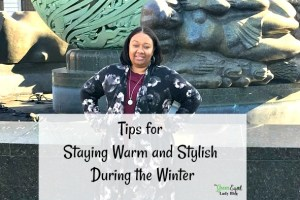 Tips for Staying Warm and Stylish During the Winter (featuring Cuddl Duds)