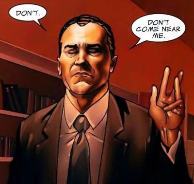 Resultado de imagem para Norman Osborn in  Dark Reign