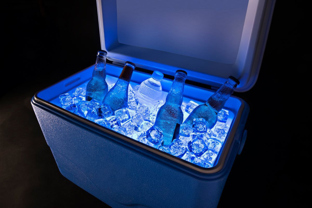 Led Freezer Lights