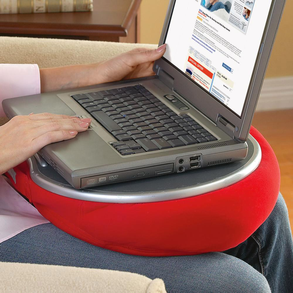 faradhatatlan pontatlan lenni lap desk pillow