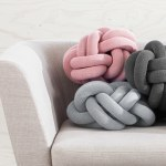 Giant Knot Cushions