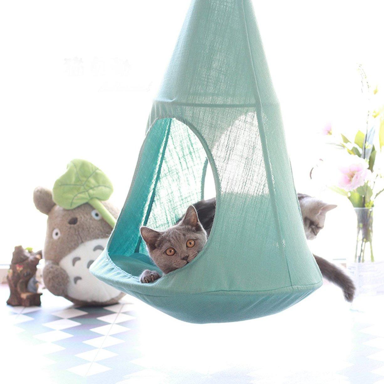 Hanging Hammock Cat Bed