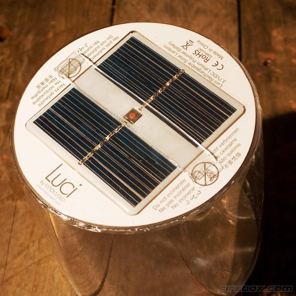 Solar Wall Lantern