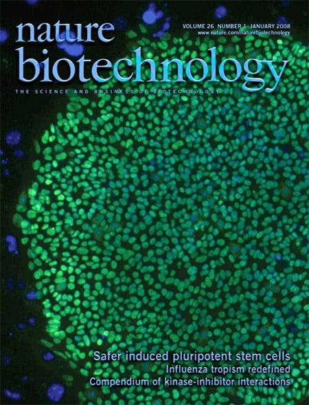 FREE Nature Biotechnology Magazine The Green Head