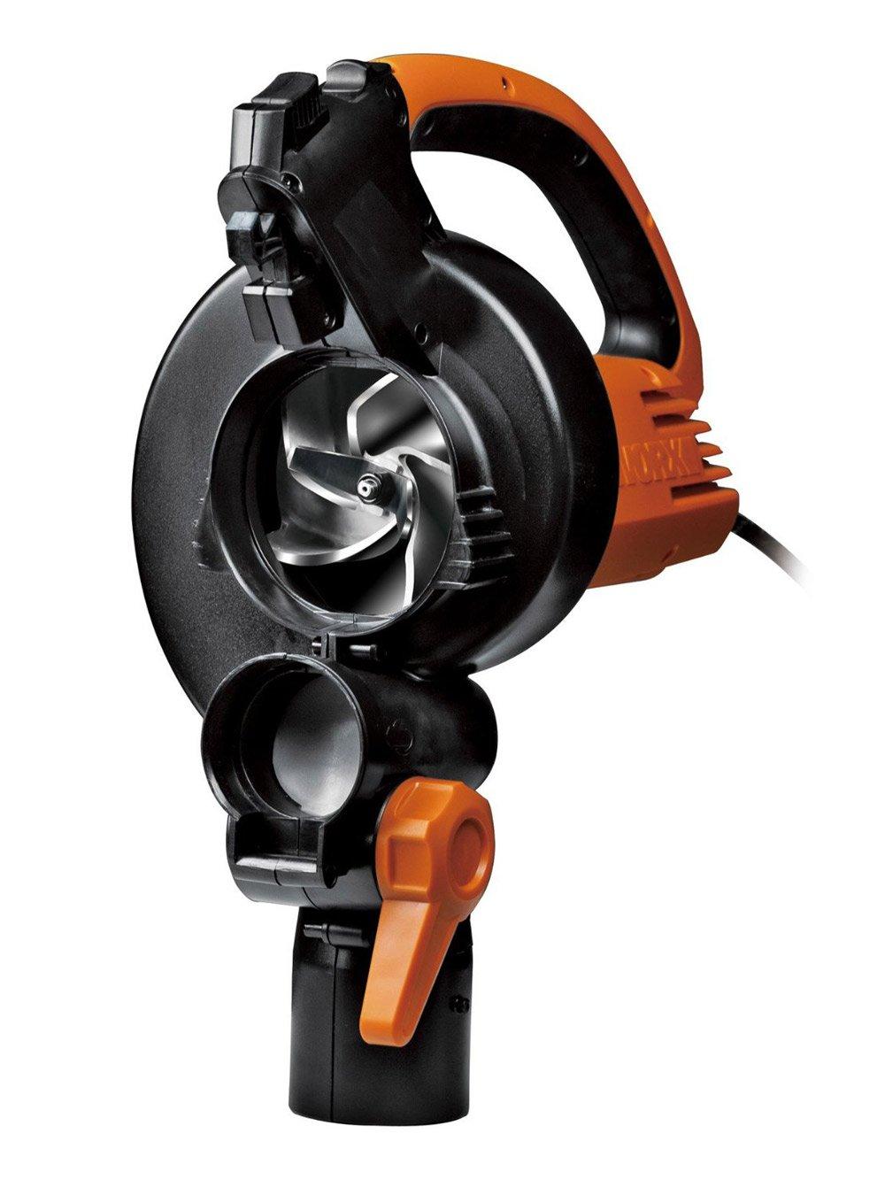 Blower Vacuum Mulcher