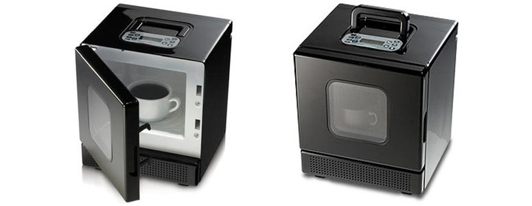 Iwavecube Worlds First Personal Portable Microwave