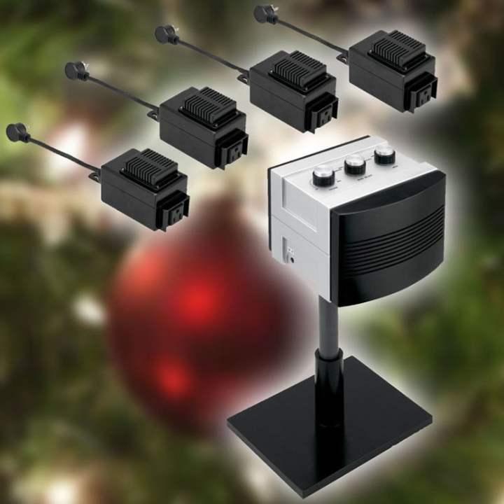Ge Lights And Sounds Of Christmas