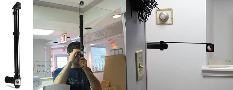 Sportscope Cubicle Periscope The Green Head