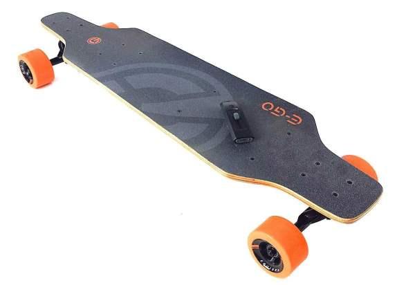 Yuneec E-GO - Electric Skateboard / Personal Transporter ...