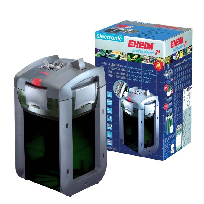Eheim Professionel 3e 400  Electronic External Filter 2076 (up to 400l)