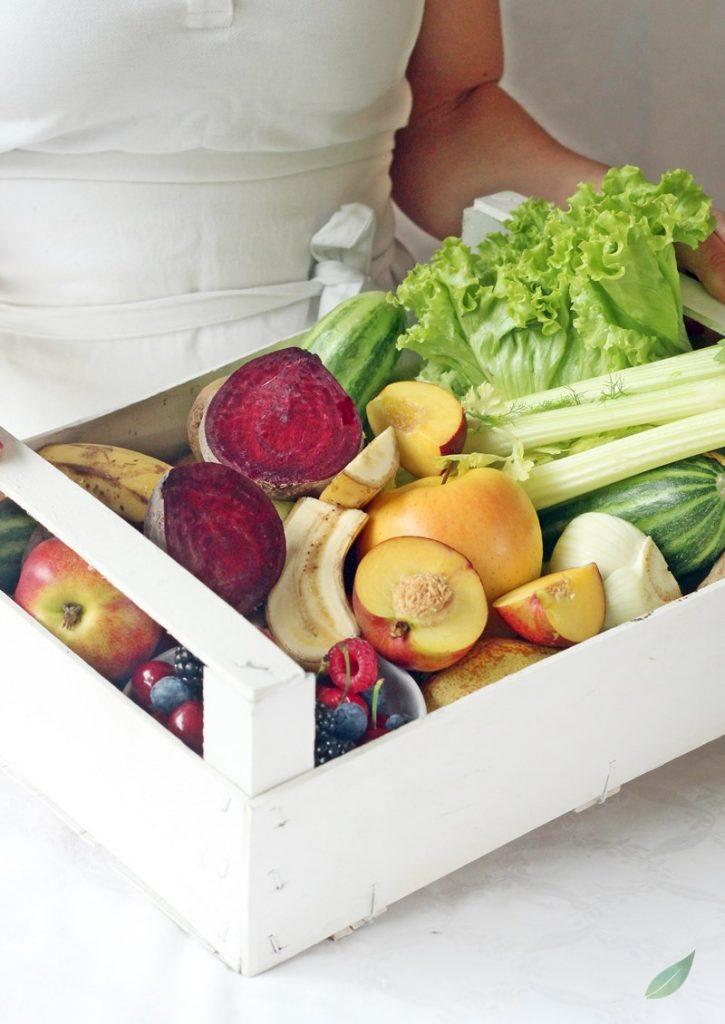 Mantenersi In Forma Con Frutta E Verdura 4 Ricette Di