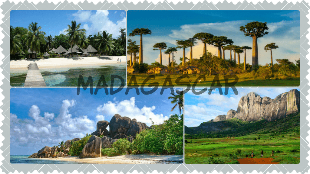madagascar top 10 green countries in the world