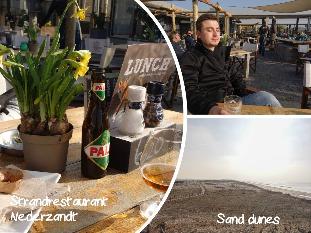 Strandrestaurant Nederzandt zandvoort