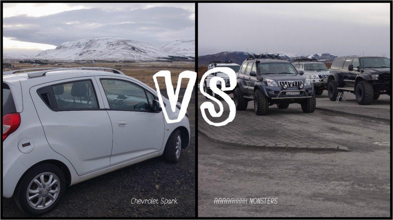 voiture islande que choisir