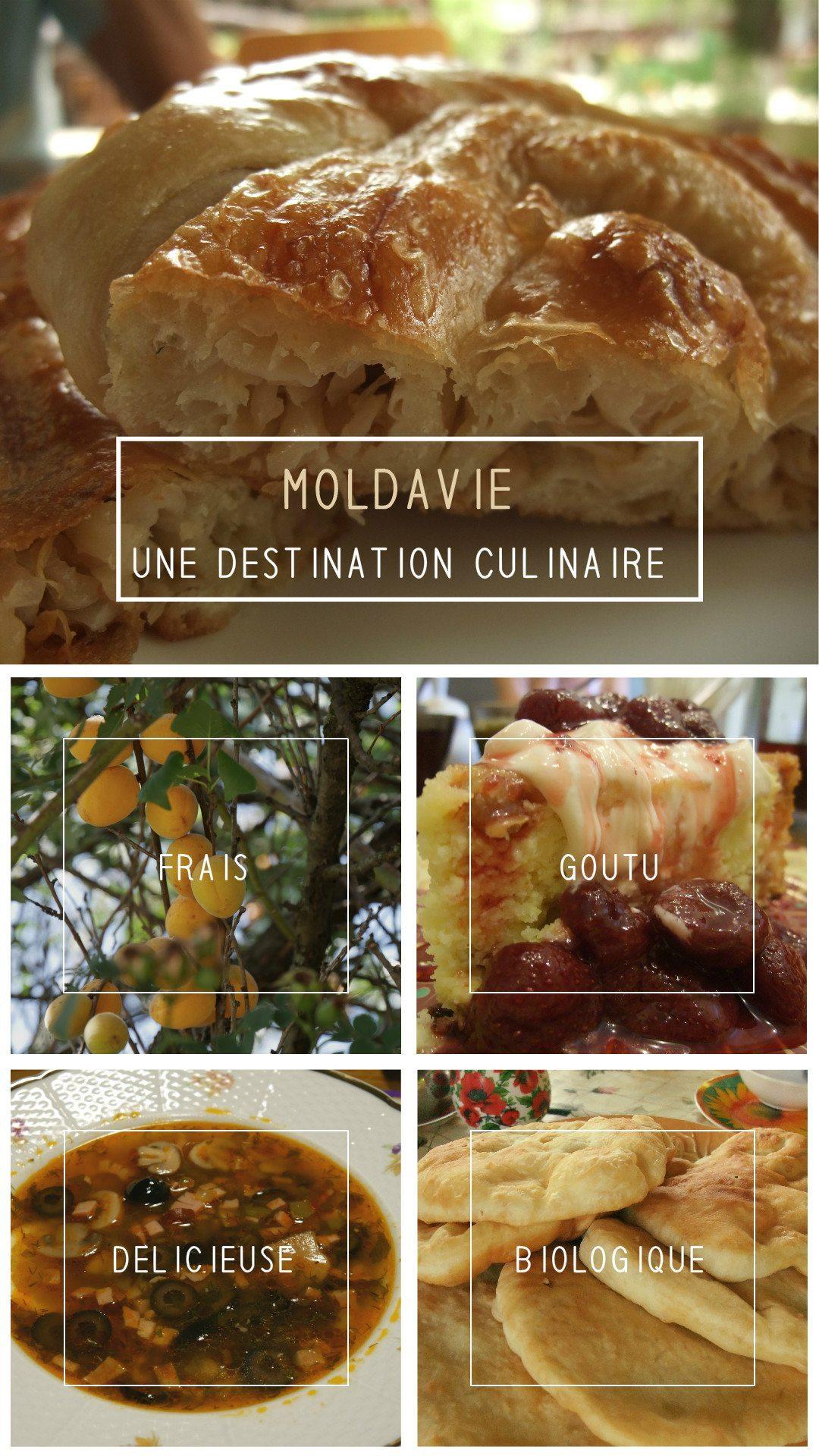 moldavie nourriture tourisme