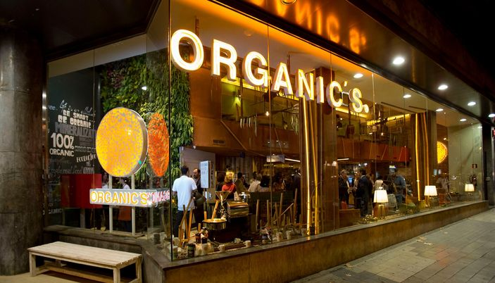 organic restaurant sustainable tourism