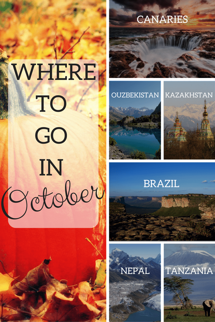 fall destinations 2016 where to go in october