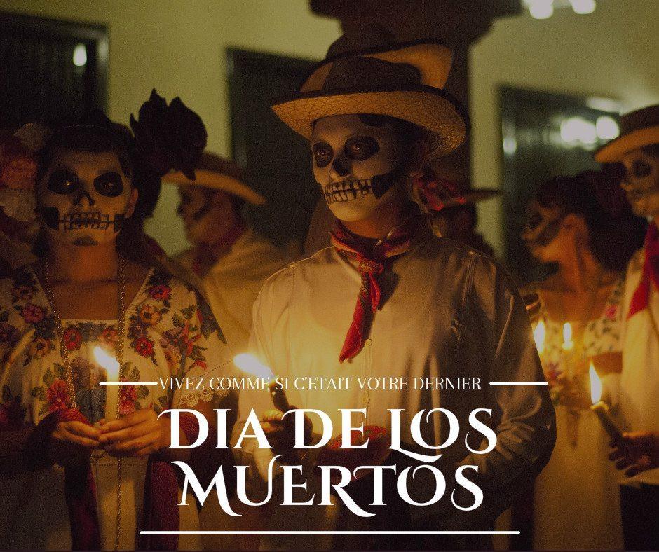 dia de los muertos halloween mexico