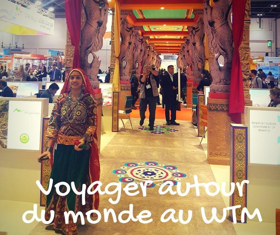 WTM londres 2016 world travel market