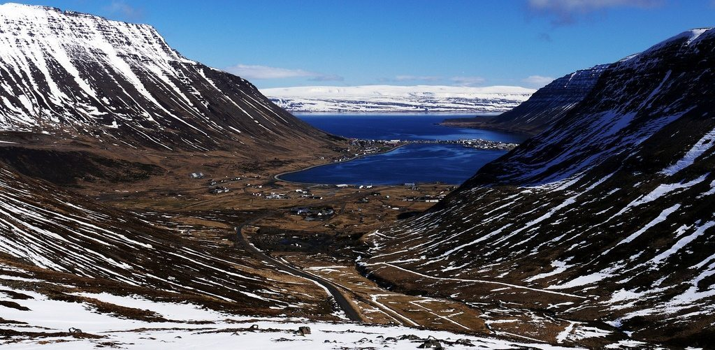fjords ouest islande week end pas cher europe hiver