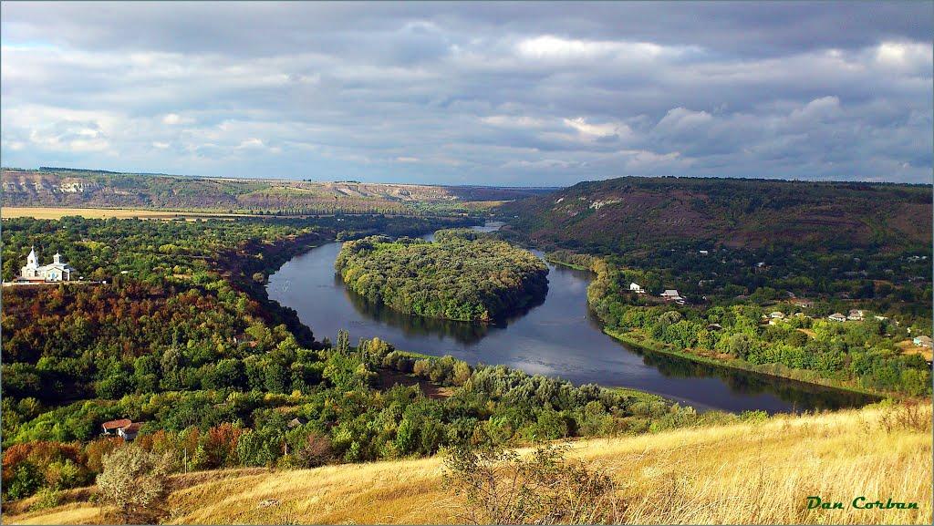que faire en moldavie activités nature Naslavcea