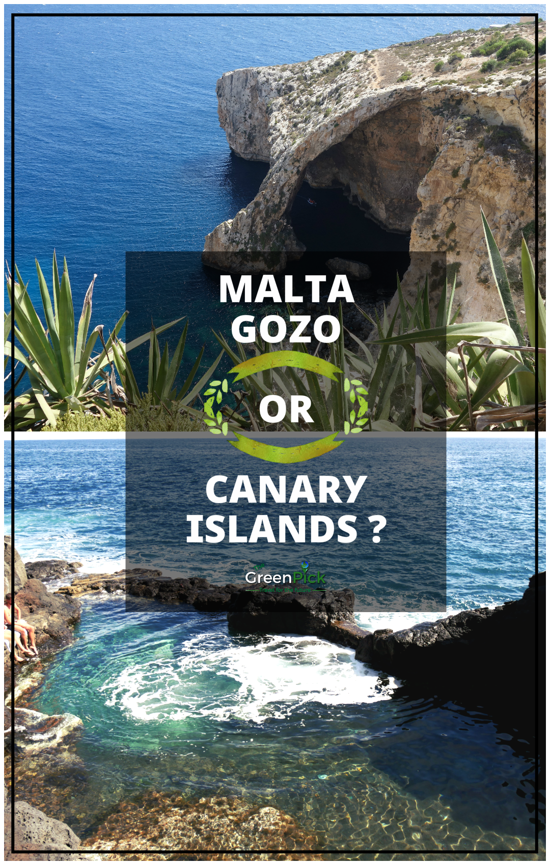 where to go malta gozo vs canaries tenerife la palma what to choose malta or canaries