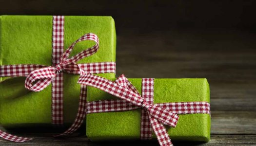 5 ideas to go green with Christmas gifts
