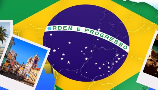 What to do in 2 weeks in Brazil : our green itinerary