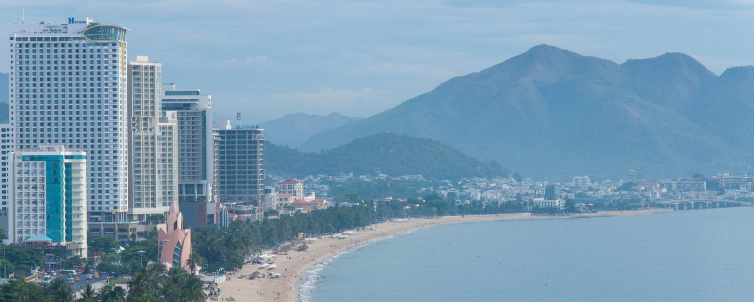 nha trang city view the greenpick vietnam beach
