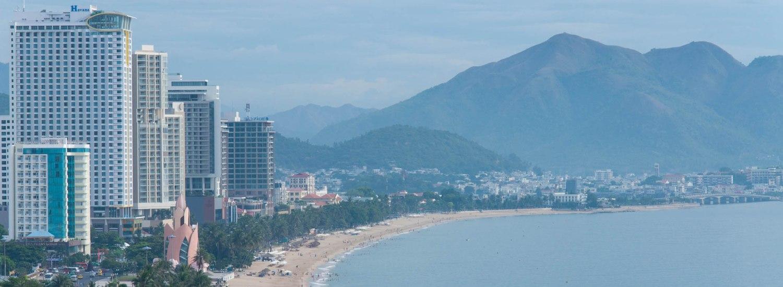 nha trang city view the greenpick vietnam beach