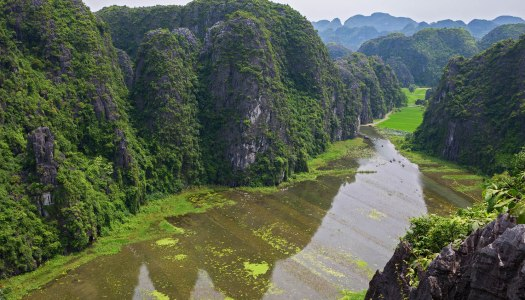 What to do in Ninh Binh in 3 days as a green tourist?