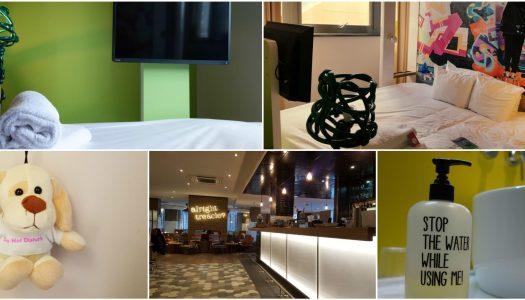 Qbic hôtel bien situé à Londres pour petit budget