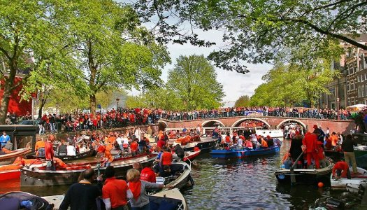 King's day in Amsterdam: Green Insider's guide