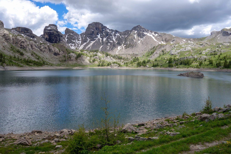 lac d'allos mercantour tourisme