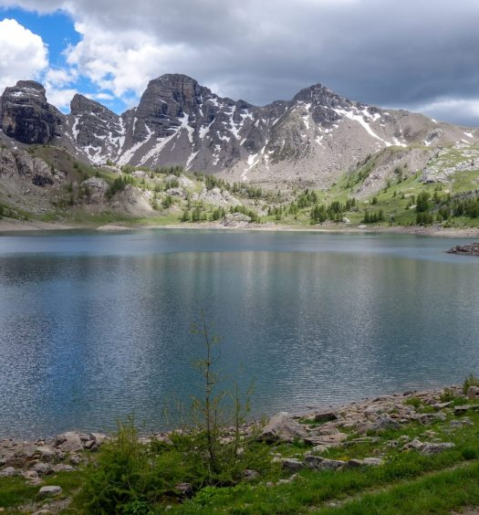 lac d'allos the greenpick mercantour parc national france ecotourisme