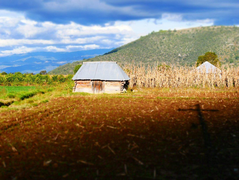 oaxaca santiago apoala mexique campagne mexicaine